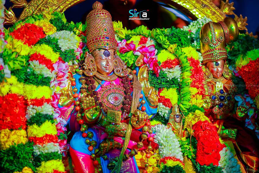 Chithirai Thiruvizha 2019 - 4th Day