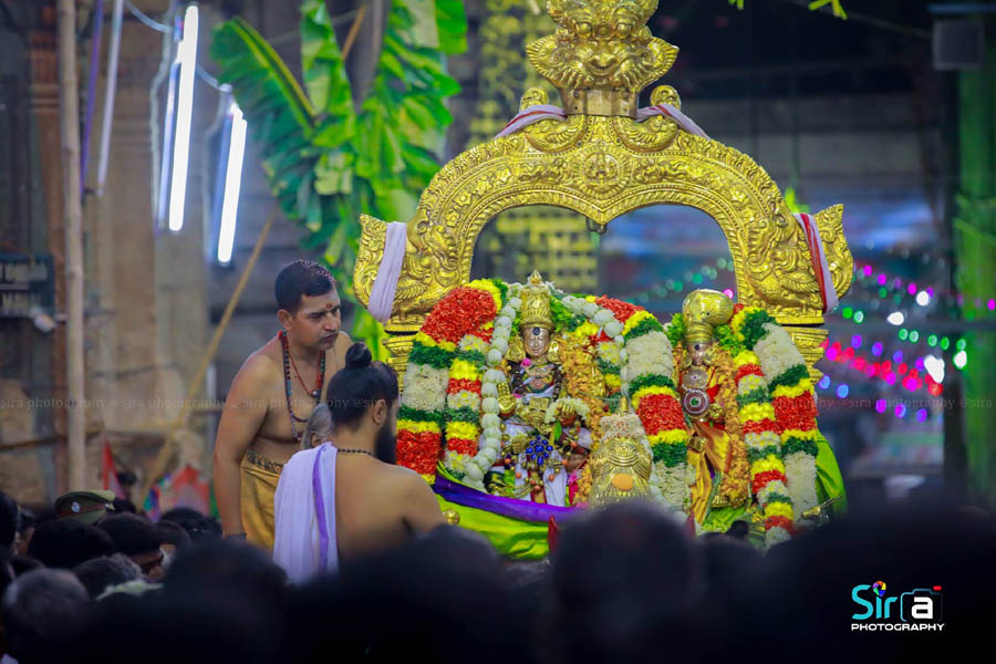 Chithirai Thiruvizha 2019 - 7th Day