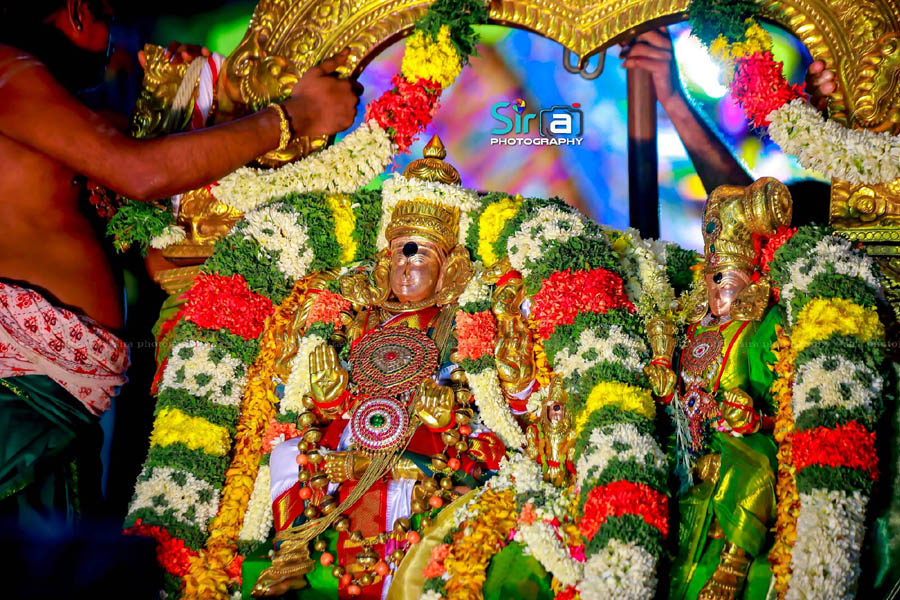 Chithirai Thiruvizha 2019 - 8th Day Veethi Ula